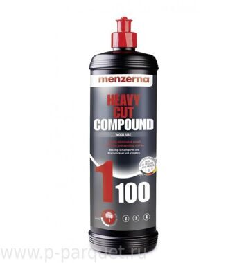 MENZERNA Heavy Cut Compound 1100 (PG500) Одношаговая полировальная паста