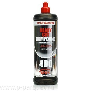 MENZERNA Heavy Cut Compound 400 (FG400) Одношаговая полировальная паста 1 кг