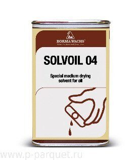 Разбавитель для масла средний Solve Oil 04 1л